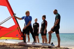 Windsurf Grundkurs Schulung