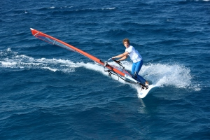 Windsurfen Gleithalse